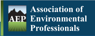 Association of Environmental Professionals (AEP) logo