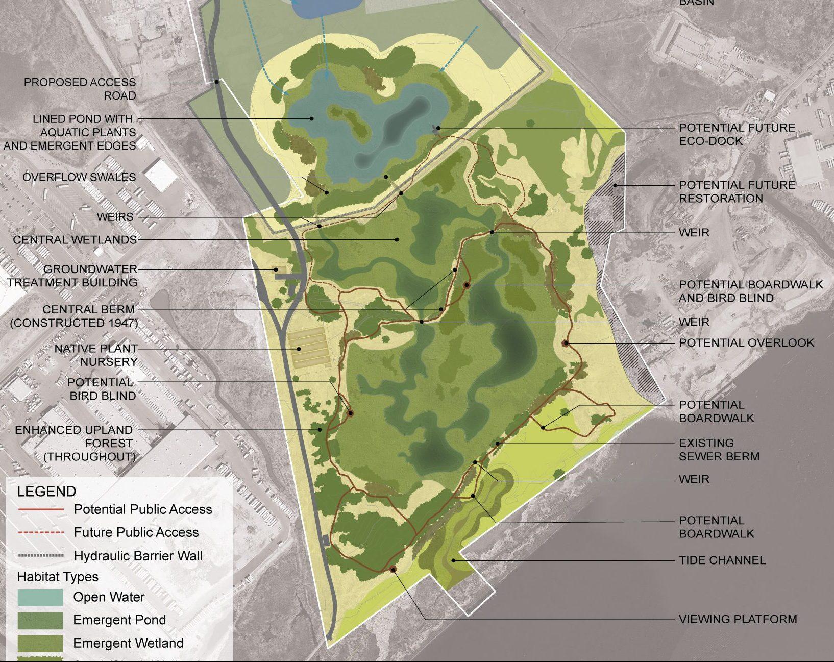 Woodbridge Waterfront Park Restoration