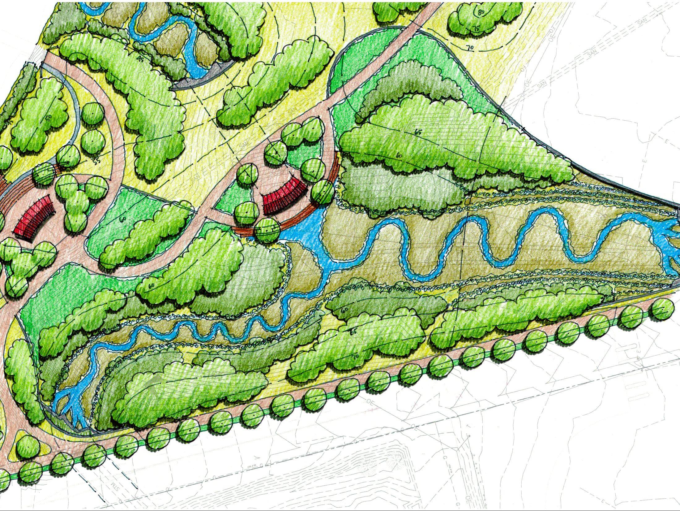 Globeville Landing Stream & Outfall Design
