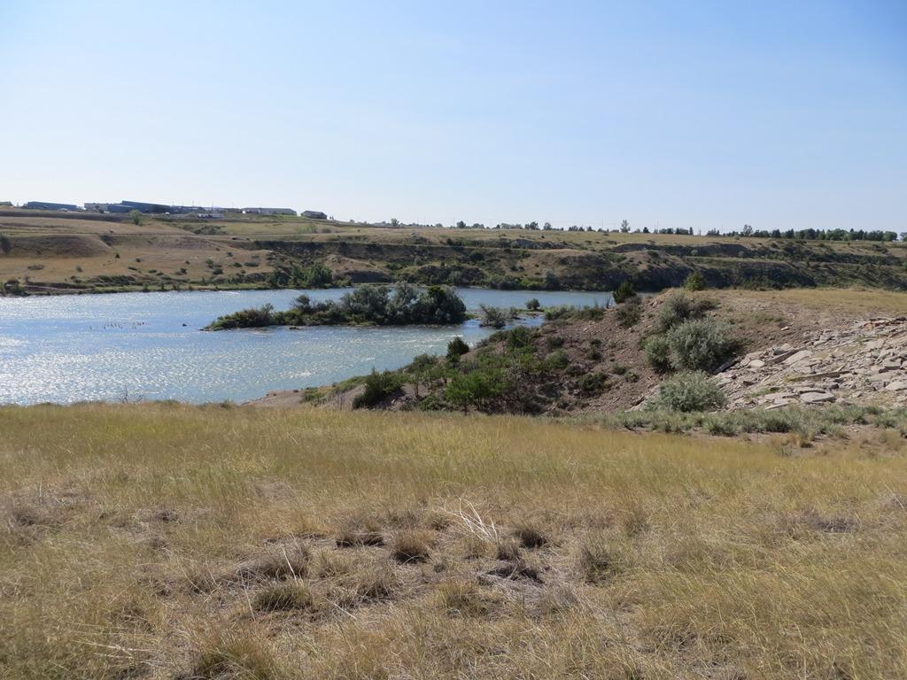 Missouri River site