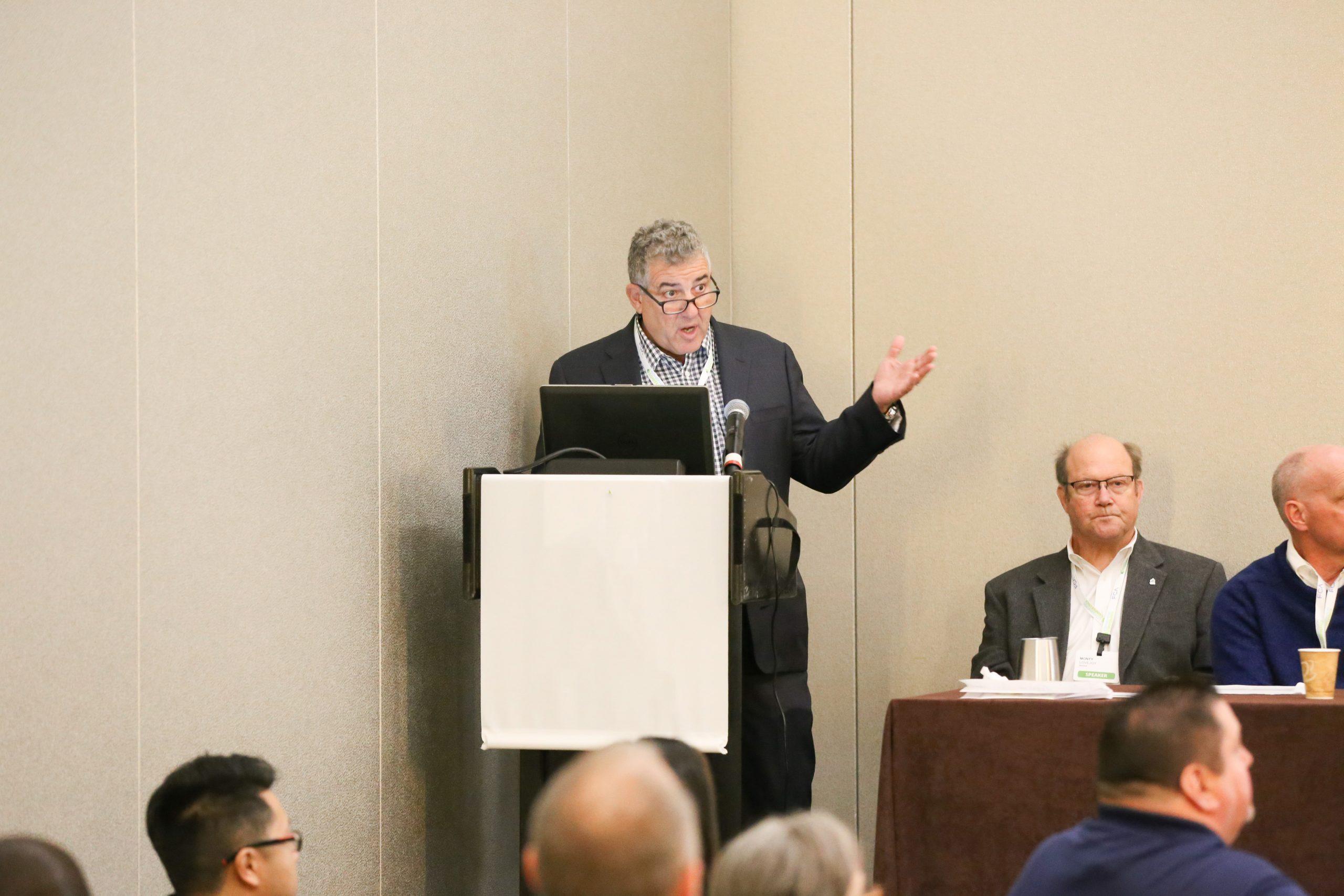 Dr. Mark Laska to Speak at NRD Conference