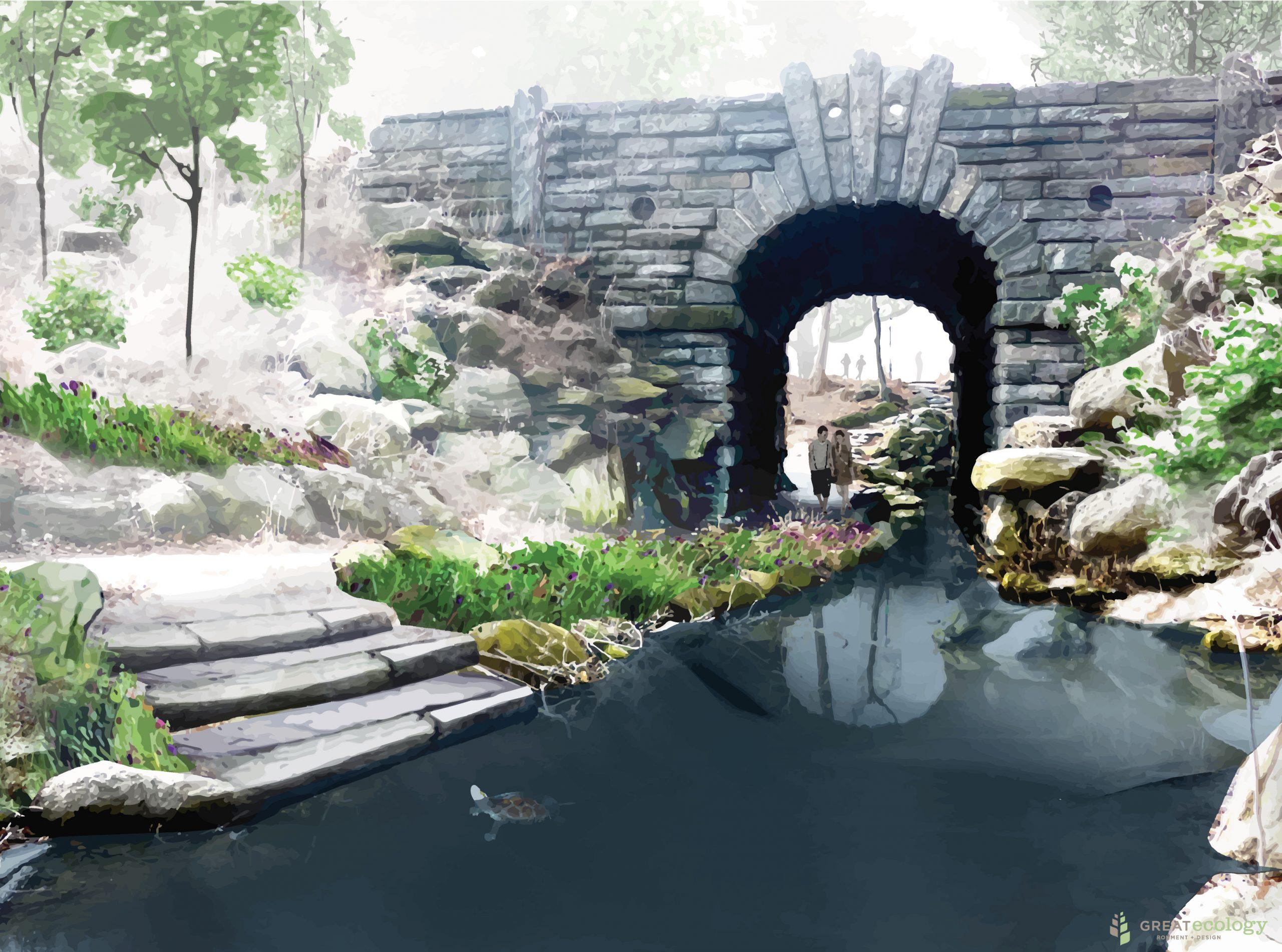 Central Park Woodlands Restoration