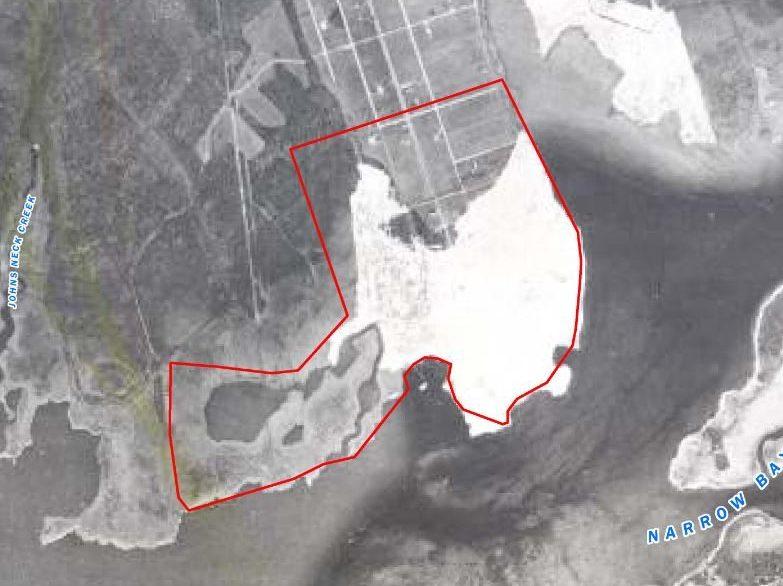Mastic Beach Managed Retreat & Habitat Restoration