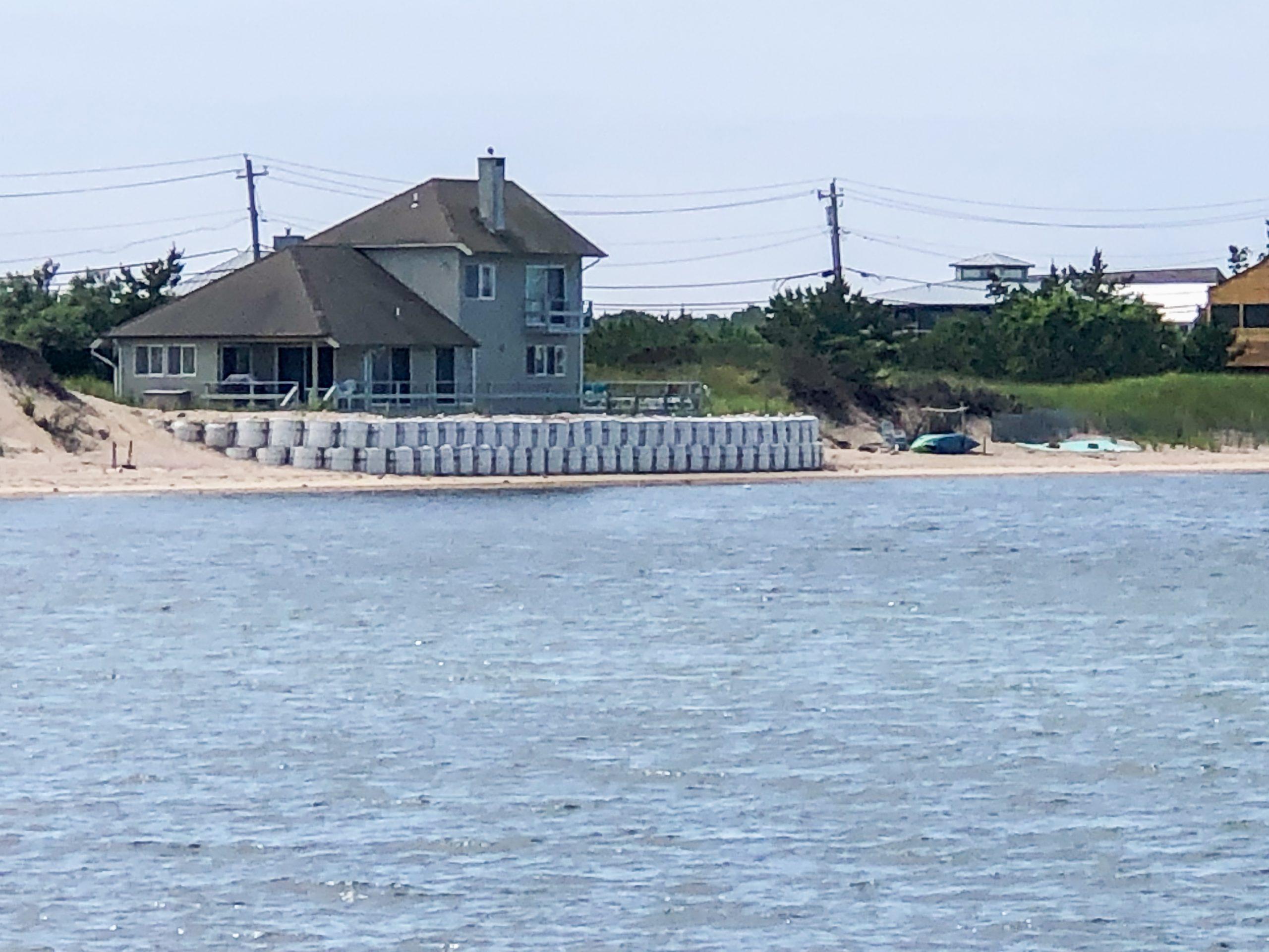 Lazy Point Coastal Erosion Control Permitting, Planning, & Implementation