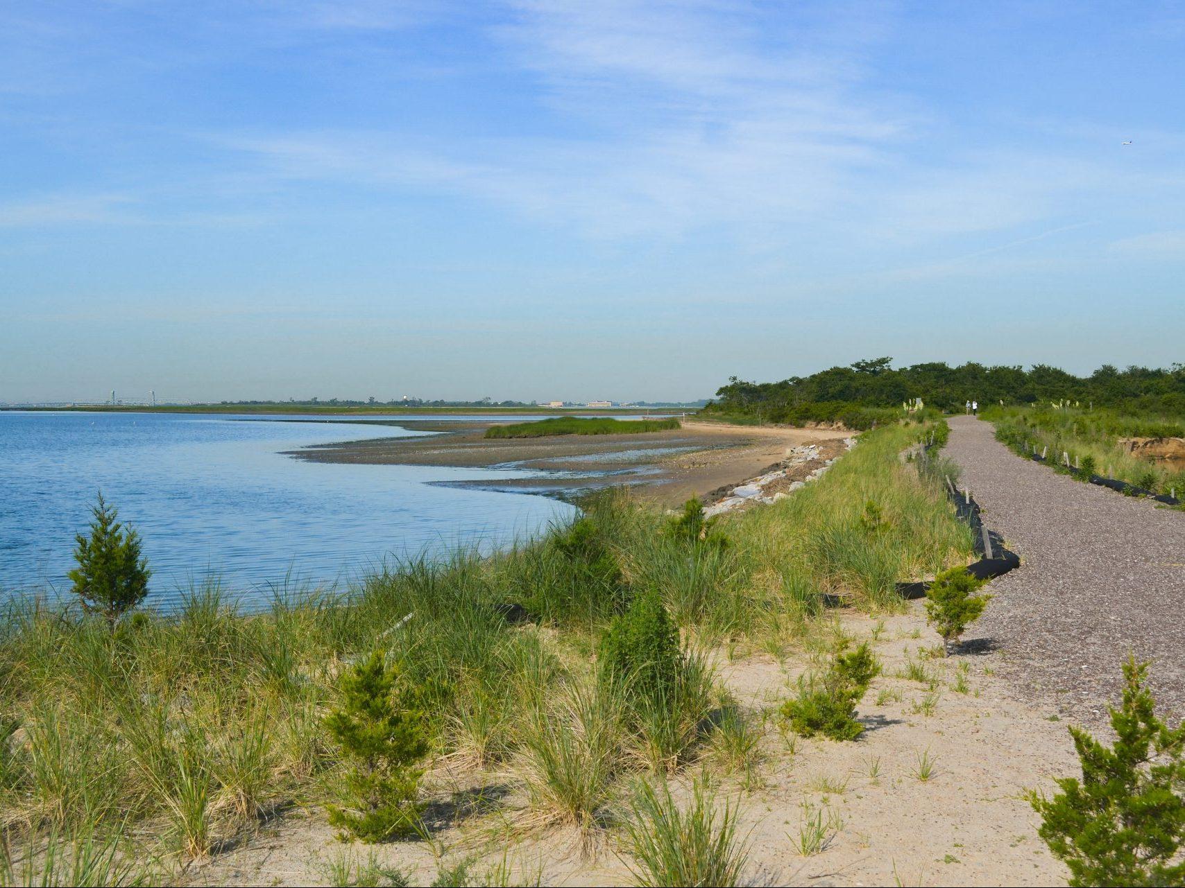 West Pond Living Shoreline Ecological Design