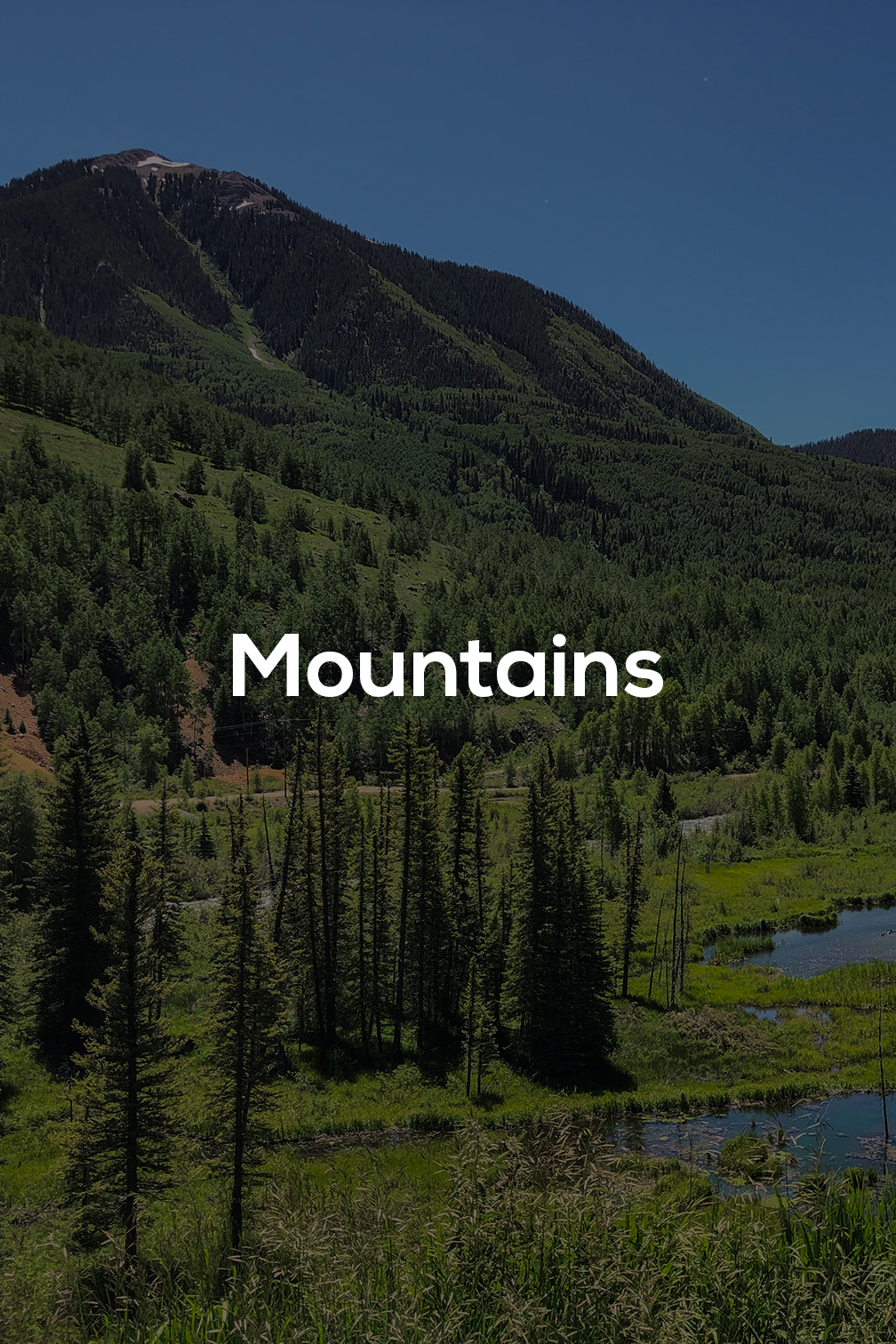 Mountains - title