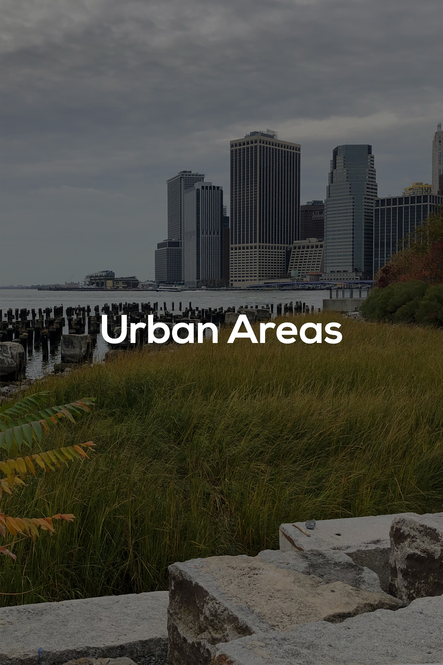 Urban Areas - title