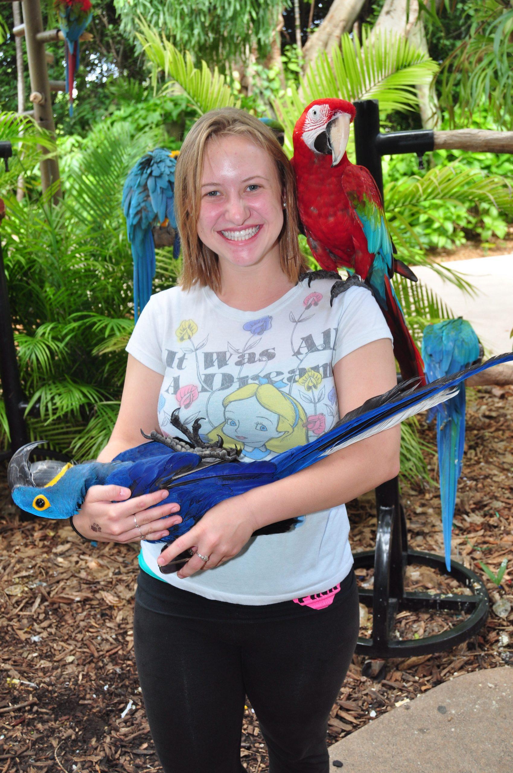 Featured Ecologist: Meghan Bowen, MESM
