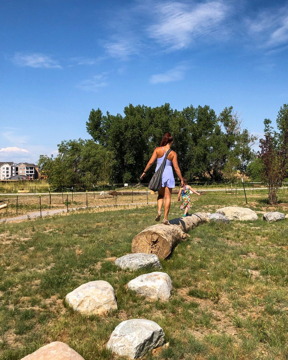 First Creek Nature Play Park Ecological Design
