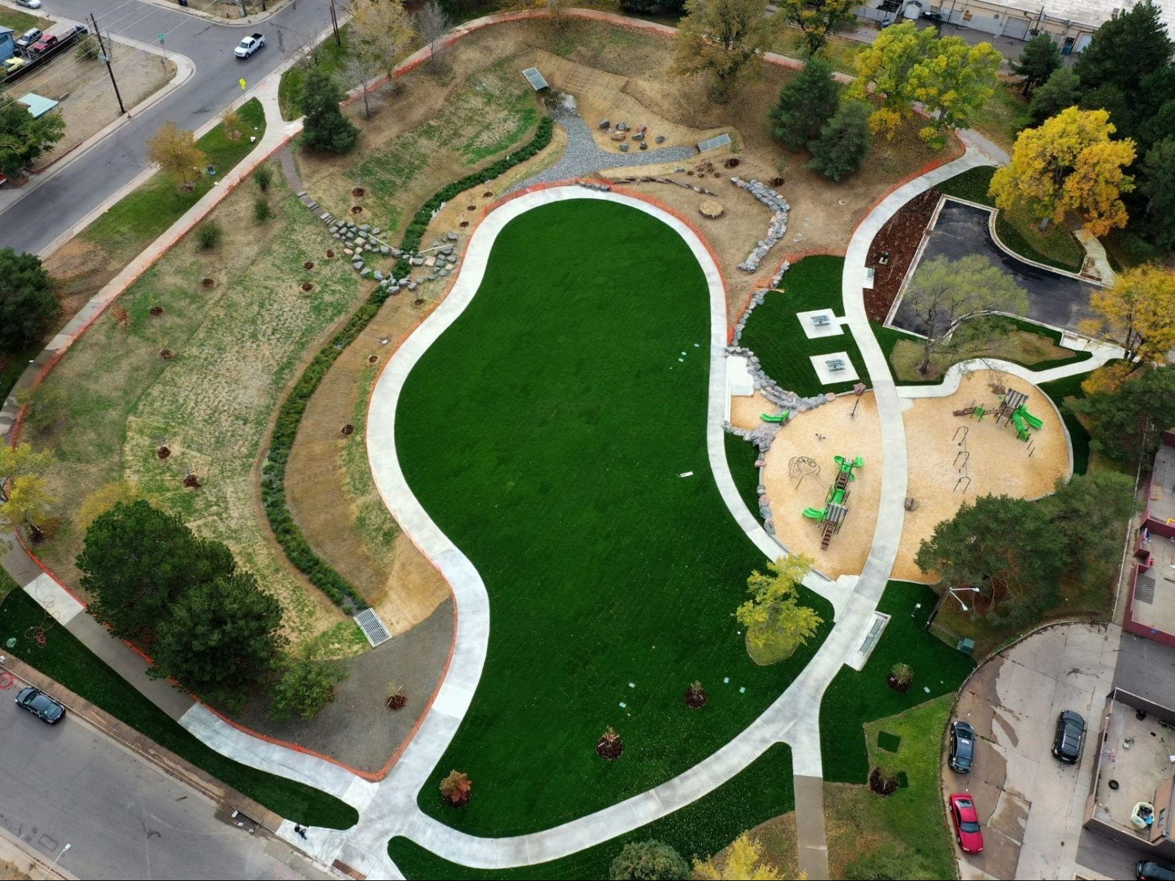 La Lomita Park Ecological Design